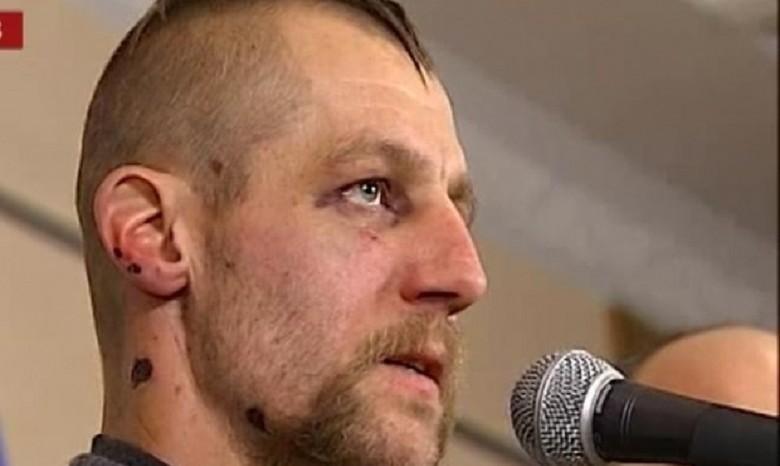 Суд арестовал милиционера, издевавшегося над активистом Гаврилюком
