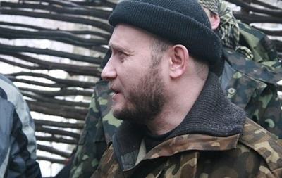 Правый сектор назвал заявление Януковича «очковтирательством»