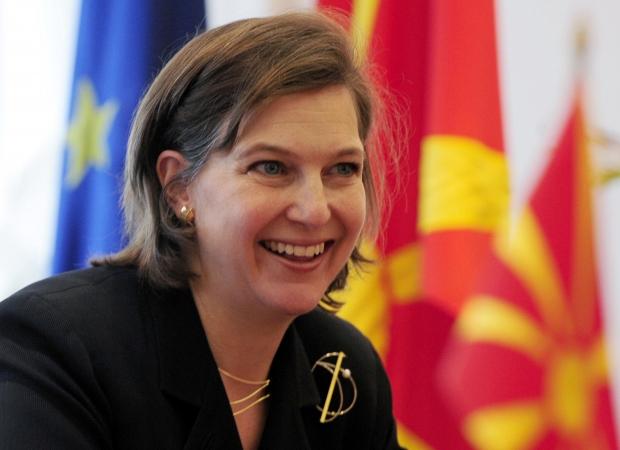 Виктория Нуланд извинилась перед Евросоюзом за нецензурные речи