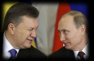 Стало известно, чем Путин шантажирует Януковича