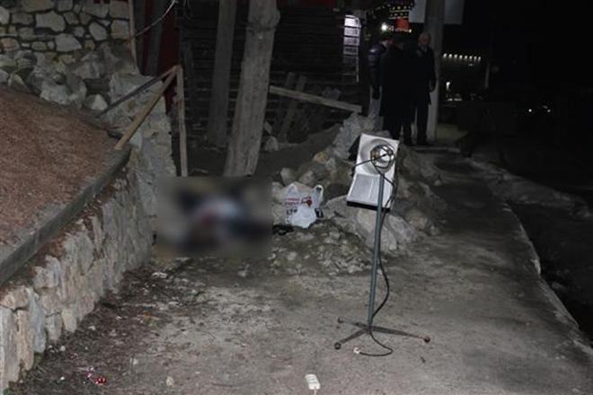 В интернете появилось видео убийства крымского бизнесмена
