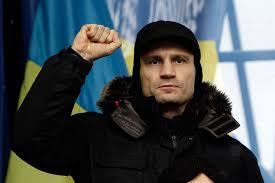 Кличко преследуют по Украине «минеры»и отключения света
