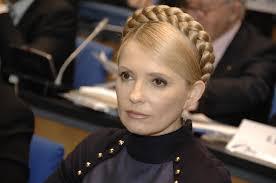 Гонгадзе про Тимошенко