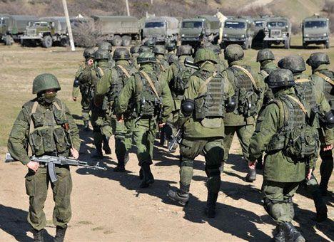 Разведка США считает, что Россия может вторгнутся в Украину