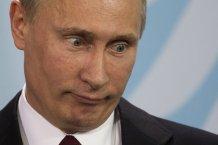 Путин попытался доказать Меркель, что вторжение в Украину «адекватное»
