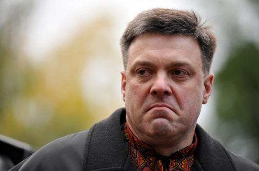 Тягнибок прокомментировал действия депутатов ВО «Свобода» в НТКУ