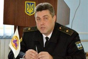 Экс-командующий ВМС Украины стал вторым человеком ЧФ России