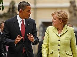 Меркель — Обаме: Путин потерял контакт с реальностью