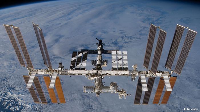 NASA из-за Крыма разрывает отношения с Россией