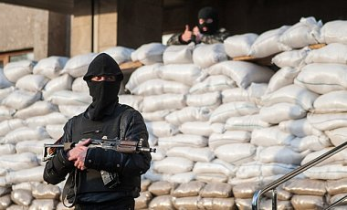 Боевики ночью штурмовали арсеналы с оружием в Артемовске, атака отбита