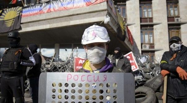 Захватчики СБУ в Луганске отпустили 56 заложников