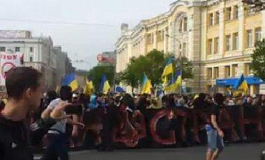 14 человек пострадали в драке ультрас и сепаратистов в Харькове