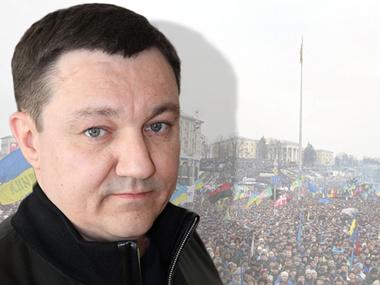 Тымчук: Над Славянском был обстрелян гражданский вертолет