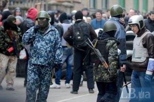 Сепаратистами в Горловке командует подполковник российской армии