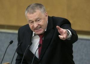 Церковь призвала Жириновского покаяться
