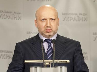 Турчинов поручил круглосуточно охранять 6 кандидатов в Президенты