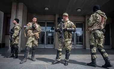 Боевики вновь полезли на Краматорскую телевышку