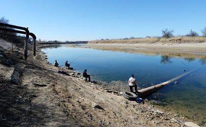 Россия ворует в Украине воду для Крыма