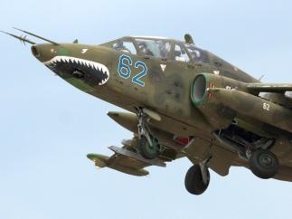 Украинская авиация нанесла удар по террористам у «Мариновке»