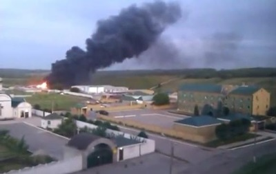 Террористы возобновили стрельбу по Луганскому погранотряду — ГПСУ