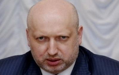 Турчинов отправился в командировку в зону АТО