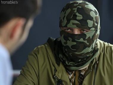 Семенченко открестился от «глупой дезы» о критике «Правого сектора»