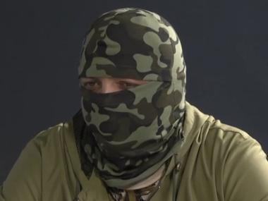 Батальон «Донбасс» называет переговоры с террористами путем в никуда