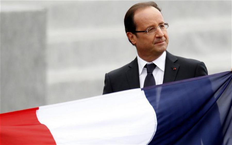 Франсуа Олланд хотел спровоцировать встречу Порошенко и Путина
