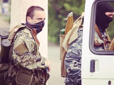 ДонОДА: боевики захватили больницу Калинина в Донецке