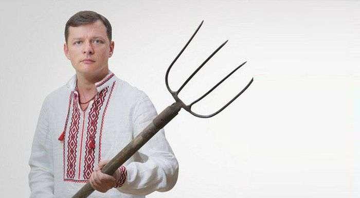Ляшко поработал в Раде на Путина и его пропаганду
