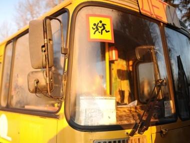 Террористы захватили автобус с 25 детьми из Снежного