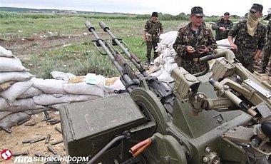В Славянске обстреляли блокпост сил АТО: ранены двое военнослужащих