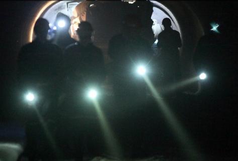 На Донбассе в подтопленной копанке погибли двое шахтеров