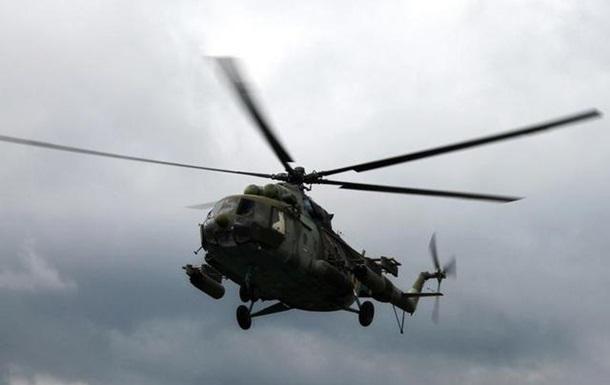 СБУ задержала двух террористов, сбивших Ми-8 возле горы Карачун