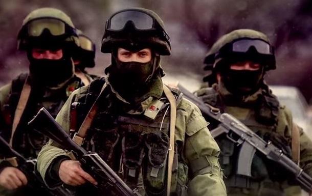 Российские солдаты без отметок вторглись на Донбасс с артиллерией