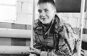 Летчиця Савченко рассказала, как ее вывозили в Россию