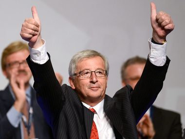 Европарламент избрал Жан-Клод Юнкера новым председателем Еврокомиссии