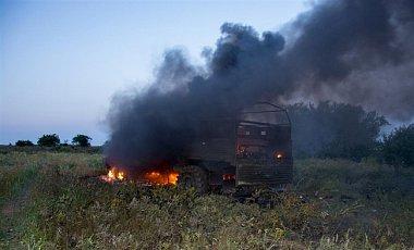 Авиация и артиллерия АТО нанесла удары по позициям террористов