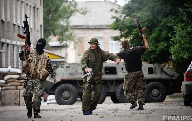 Россияне готовится перебросить в Украину очередную группу наемников
