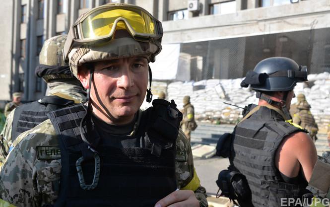 Силы АТО освободили три населенных пункта от ополченцев ЛНР