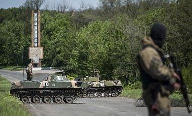 Штаб АТО: Боевики переходят на сторону украинских силовиков