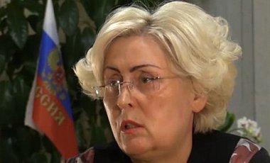 Милиция задержала экс-мэра Славянска Неля Штепу