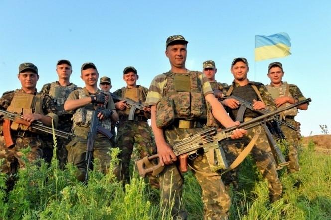 Бойцы АТО заблокировали Николаевку близ Славянска