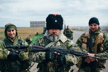 Террорист Бабай бежал из Украины