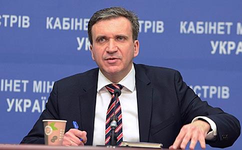 Министра экономики Павел Шеремета подал в отставку
