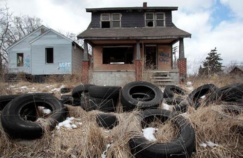 Фальшивая недвижимость Детройта продается неосведомленным инвесторам