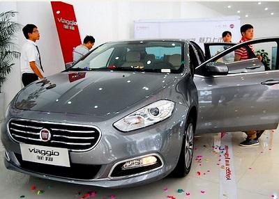 Стоимость акций Fiat падает, трейдеры ссылаются на сообщения китайской прессы