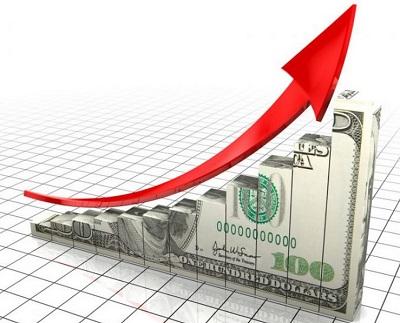 Рост экономики США набирает обороты, сводя необходимость получения займов к минимуму