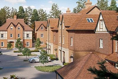 На июль недвижимость Великобритании подорожала на 10% к прошлому году