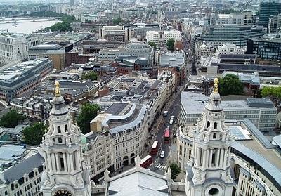 Средние цены на недвижимость в Лондоне выросли на 19% за год